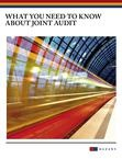What you need to know about Joint Audit